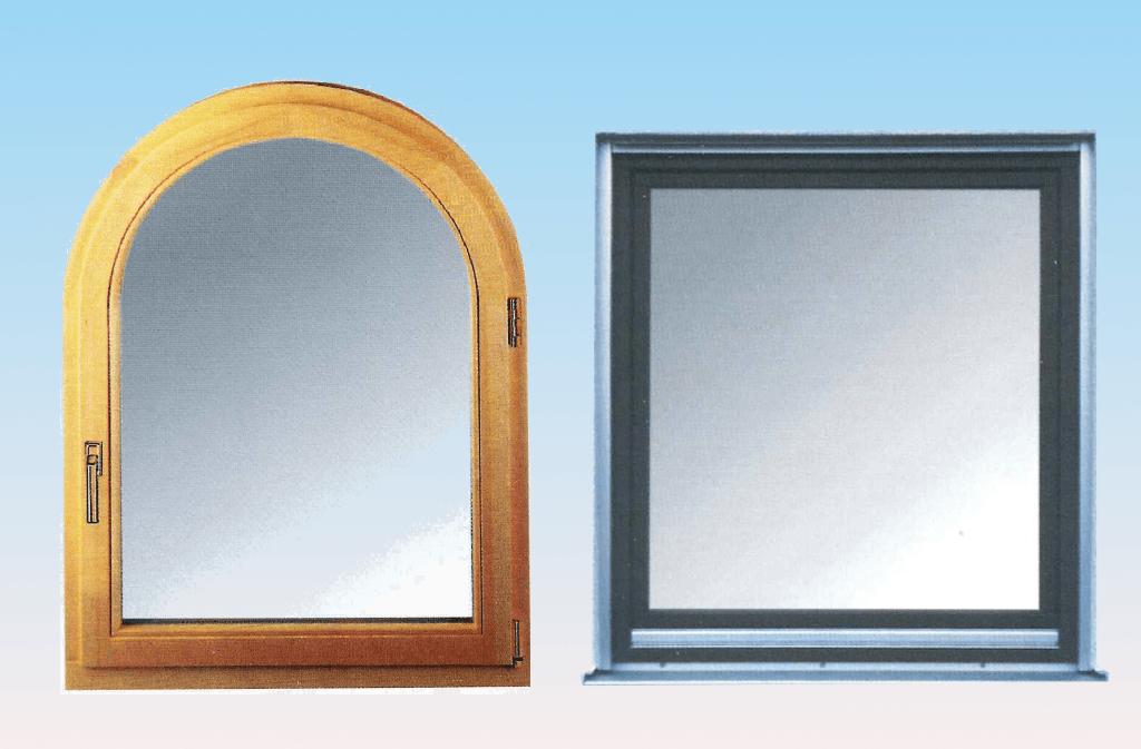 Holzfenster & Kunststofffenster